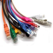 RJ45 Cat5e Red Lan Cable Puro Cobre UTP Ethernet Cable UTP Lote