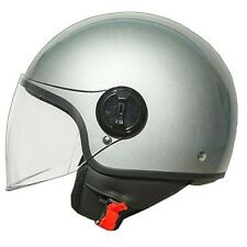 Casco Moto Jet One strada 77446275 Lift Argento