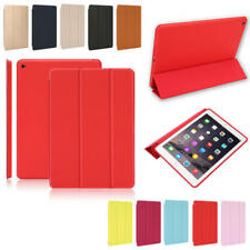 Smart Slim Stand Flip Fold Sleep Magnetic Leather Case Cover For Apple ipad 2 3