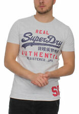 SUPERDRY T-shirt HOMME VINTAGE AUTHENTIQUE Duo T-shirt ICE MARNE