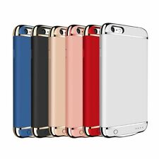 External Battery Power Bank Backup Charger Case Cover for iPhone 6/6S/7/7P LBI