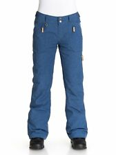 Womens Roxy Nadia - Snowboard Pants - blue - brand new with tags RRP £125