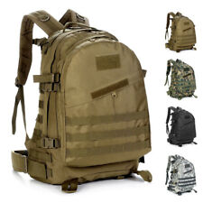 Tactical Backpack Military Army Bag Outdoor Hiking Camping Tracking Travel Pack