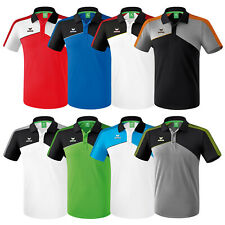 Erima Premium One 2.0 Funktions Poloshirt Fußball Handball Volleyball Polo Shirt
