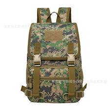Tactical Backpack Hiking Military Pack Army Outdoor Camping Tracking Travel Bag