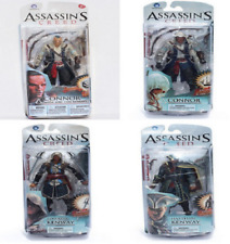 Assassins Creed 4 Black Flag Kenway and Connor PVC Action Figure Toys NEW