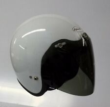 3 SNAP,OPEN FACE HELMET VISOR,JET 3,FOR MOTORCYCLE, MOPED, SCOOTER RIDER