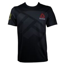 Reebok UFC FIGHT EQUIPO CONOR MC GREGOR Maillot JERSEY lucha Hombre