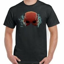 The Flash Inspirado Casco Hombre Superhéroe Camiseta Marvel vengadores thor
