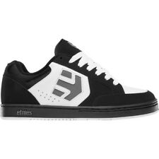 Etnies Swivel Hommes Chaussures Chaussure - Black White Grey Toutes Tailles