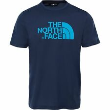 North Face Tanken Hommes T-shirt à Manche Courte - Urban Navy Blue Aster