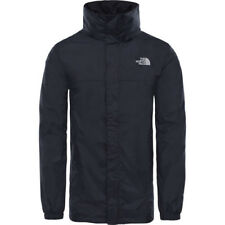 North Face Resolve Parka Hommes Veste Imperméables - Tnf Black Grey