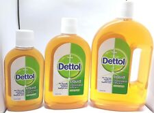 Dettol Antiseptic Disinfectant Liquid 250ml / 500ml / 750ml