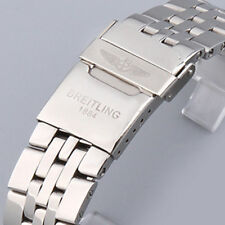 High Quality Stainless Steel Straight End / Curved End Band Watch Strap Bracelet