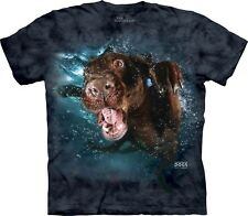 The Mountain Adult Underwater Dog Hodge Seth Casteel T Shirt