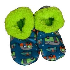 LazyOne Unisex Night Out Fuzzy Feet Slippers Adult