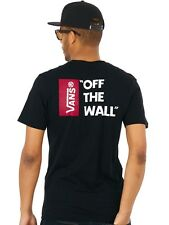 Camiseta Vans Off The Wall III Negro
