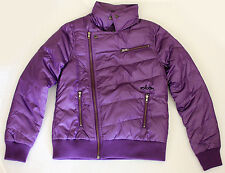 VOLCOM My Addiction purple down jacket woman piumino donna viola cod. B1731051 _