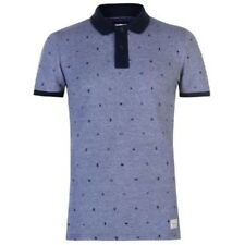 SOULCAL TRICOT POLO HAUT HOMMES CHEMISE MANCHES COURTES T-SHIRT TEE-SHIRT 2398