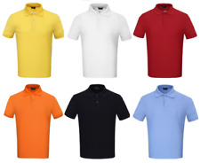 DONNAY TRICOT Polo Haut Polo Hommes Chemise manche courte T-SHIRT TEE-SHIRT 9069