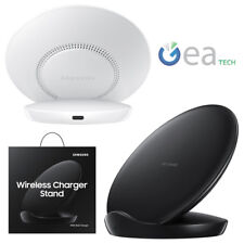 SAMSUNG Wireless Charger Stand ORIGINALE EP-N5100T Fast Per Galaxy S6 S7 S7 EDGE