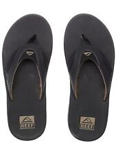 Chanclas Reef Fanning Negro-marron