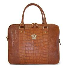 Pratesi borsa donna a mano e tracolla in pelle italian leather handbag business