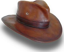 Pratesi accessori uomo in pelle cappello leather man accessories hat