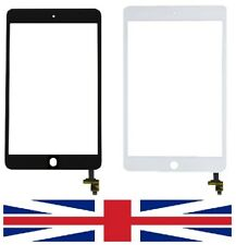 iPad Mini 3 Touch Screen Digitiser LCD Glass In Black And White Color Uk