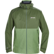 Berghaus Fellmaster Shell Mens Jacket Coat - Kale Bronze Green All Sizes