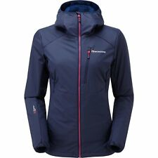 Montane Hydrogen Direct Womens Jacket Synthetic Fill - Antarctic Blue All Sizes