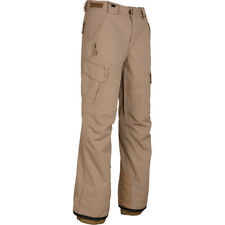 686 Smarty 3 In 1 Cargo Mens Pants Snowboard - Khaki All Sizes