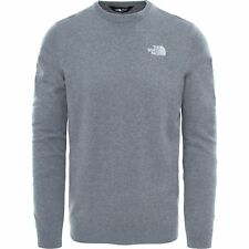 North Face Mc Knit Hommes Pull Sweater - Medium Grey Heather Toutes Tailles