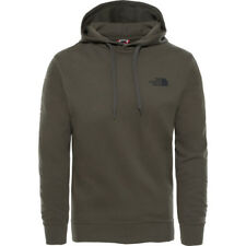 North Face Seasonal Drew Peak Light Hommes Sweat à Capuche - New Taupe Green
