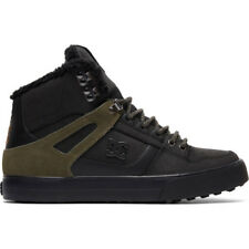 Dc Spartan High Wc Wnt Hommes Chaussures Chaussure - Black Olive Toutes Tailles