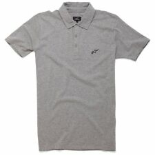 Alpine Stars Perpetual Hommes T-shirt Chemise Polo - Heather Grey Toutes Tailles
