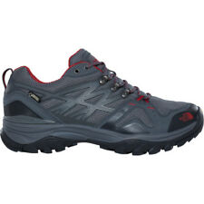 North Face Hedgehog Fastpack Gtx Hommes Chaussures - Zinc Grey Rudy Red