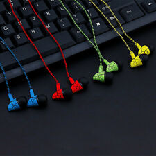 3.5mm In-Ear Earphones Auriculares Stereo Headphone Headset Earbuds Auriculares