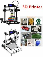FLSUN Prusa i3 3d Printer Dual Extruder Kits Auto-leveling Heated Bed Printer XH