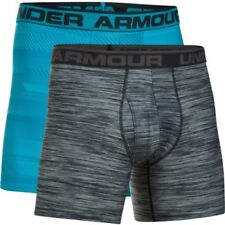 Under Armour Original 6in Printed Boxerjock 2 Packs Hommes Sous-vêtements