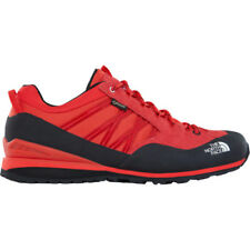 North Face Verto Plasma Ii Gtx Hommes Chaussures - Fiery Red Tnf Black