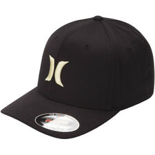Hurley One And Only Hommes Couvre-chefs Casquette - Pure Platinum Black