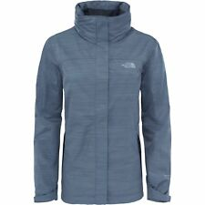 North Face Lowland Femmes Veste Imperméables - Tnf Medium Grey Heather