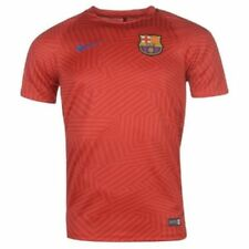 NIKE MAILLOT FOOT Tee-shirt TSHIRT T homme manche courte FOOTBALL BARCELONE 24