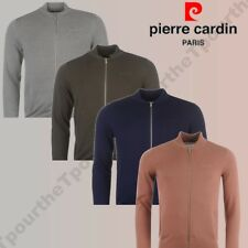 @NUOVO 2017@ GIACCA CAPPOTTO PIERRE CARDIN BOMBER KNITTED UOMO S HA XXL