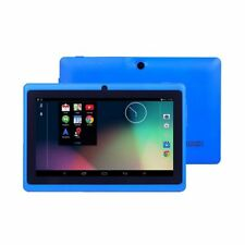 7'' Kid's Children Tablet Quad Core Android 4.4 Dual Camera WiFi US Plug