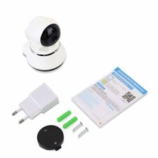 HD WiFi Wireless Smart Night Vision Infrared 1.0MP IP Camera CCTV Alarm Home
