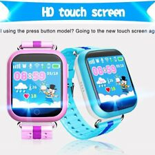 Q100 Wireless GPS Kids Children Smart Watch Support SOS Call Tracking Q750