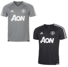 ADIDAS MAILLOT FOOT Tee-shirt TSHIRT T homme manche courte Manchester United 0