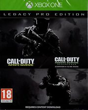 Call of Duty: Infinite Warfare Legacy PRO Edition (Xbox One) NEW SEALED PAL